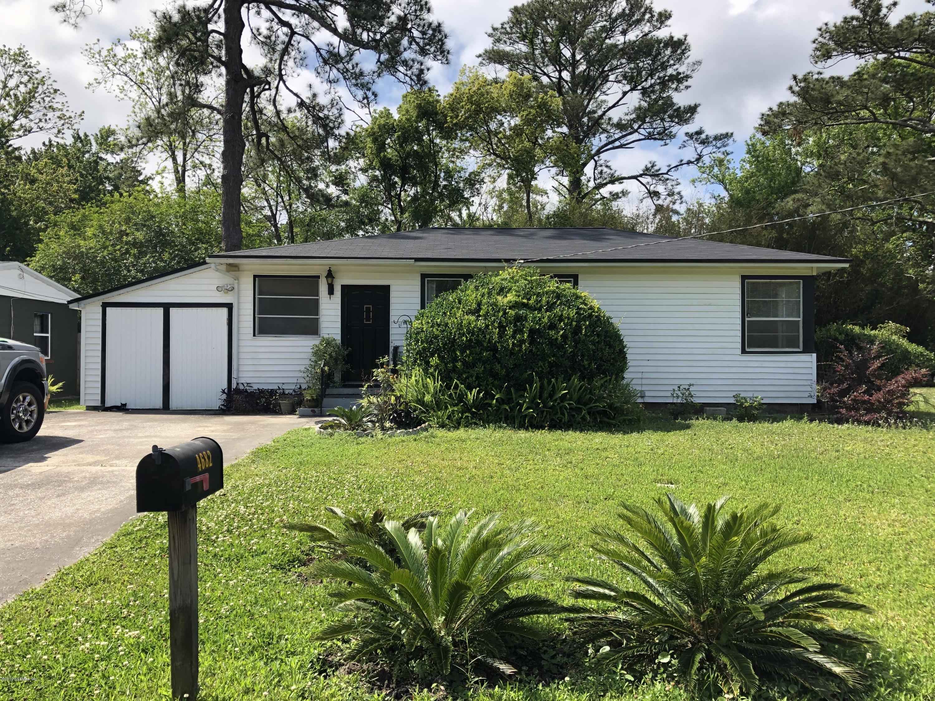4682 BLOUNT, JACKSONVILLE, FLORIDA 32210, 2 Bedrooms Bedrooms, ,1 BathroomBathrooms,Residential - single family,For sale,BLOUNT,989821