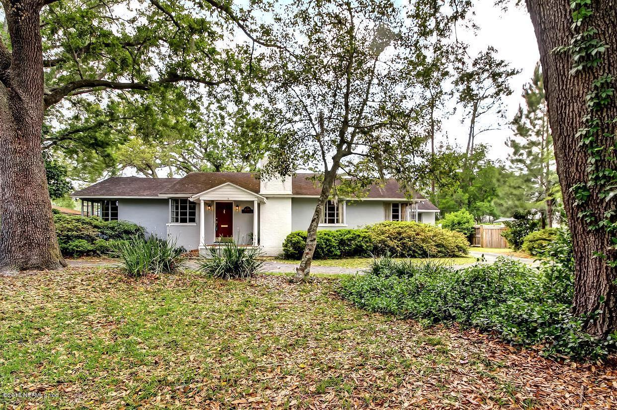 4990 ORTEGA, JACKSONVILLE, FLORIDA 32210, 3 Bedrooms Bedrooms, ,2 BathroomsBathrooms,Residential - single family,For sale,ORTEGA,989912