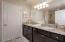 Granite Counters - Dual Sinks