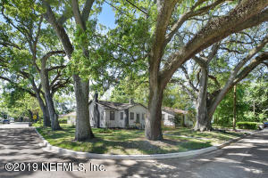 Avondale Property Photo of 4402 Antisdale St, Jacksonville, Fl 32205 - MLS# 990198