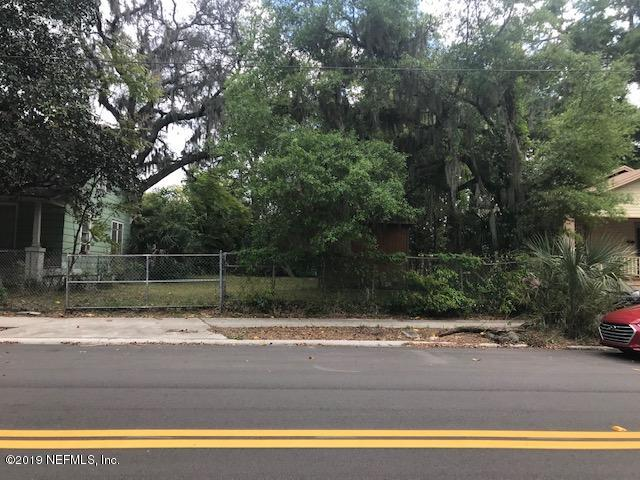 56 32ND, JACKSONVILLE, FLORIDA 32206, ,Vacant land,For sale,32ND,990628