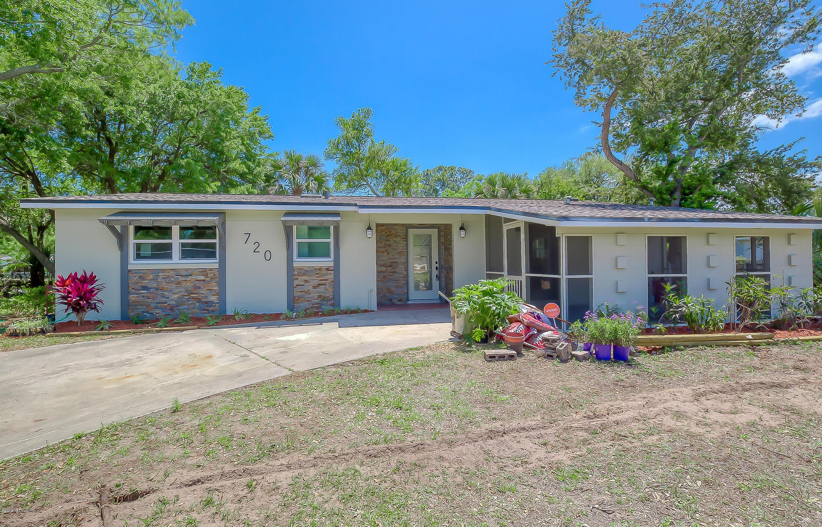 720 SABALO, ATLANTIC BEACH, FLORIDA 32233, 3 Bedrooms Bedrooms, ,2 BathroomsBathrooms,Residential - single family,For sale,SABALO,990796