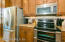 Double Front Oven & French Door Refrigerator