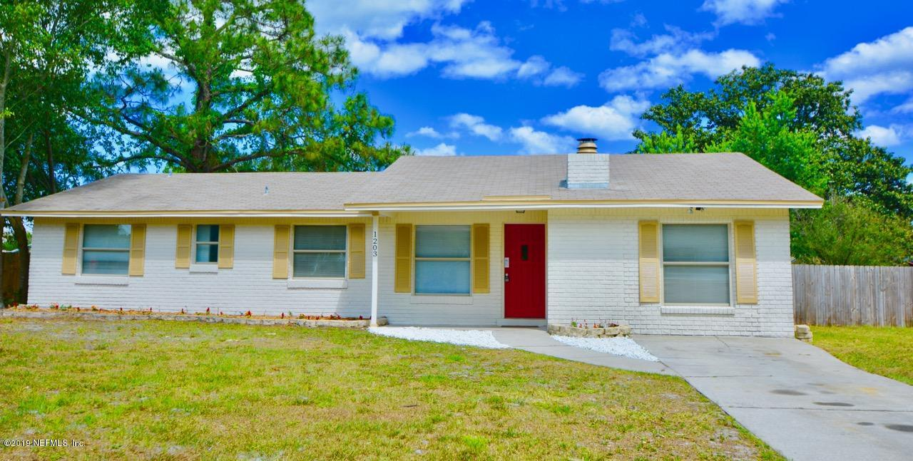 1203 ABILENE, ORANGE PARK, FLORIDA 32065, 4 Bedrooms Bedrooms, ,2 BathroomsBathrooms,Residential - single family,For sale,ABILENE,990872