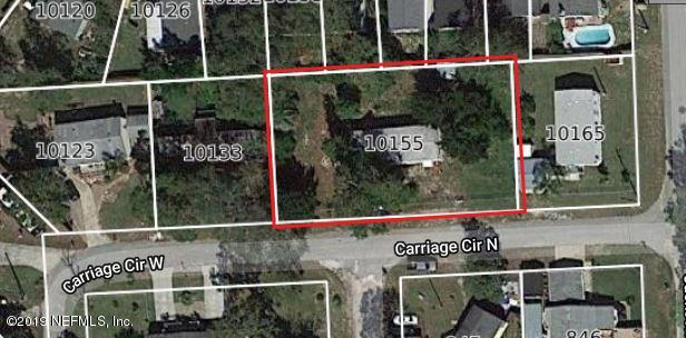 10155 CARRIAGE, JACKSONVILLE, FLORIDA 32225, ,Vacant land,For sale,CARRIAGE,990898