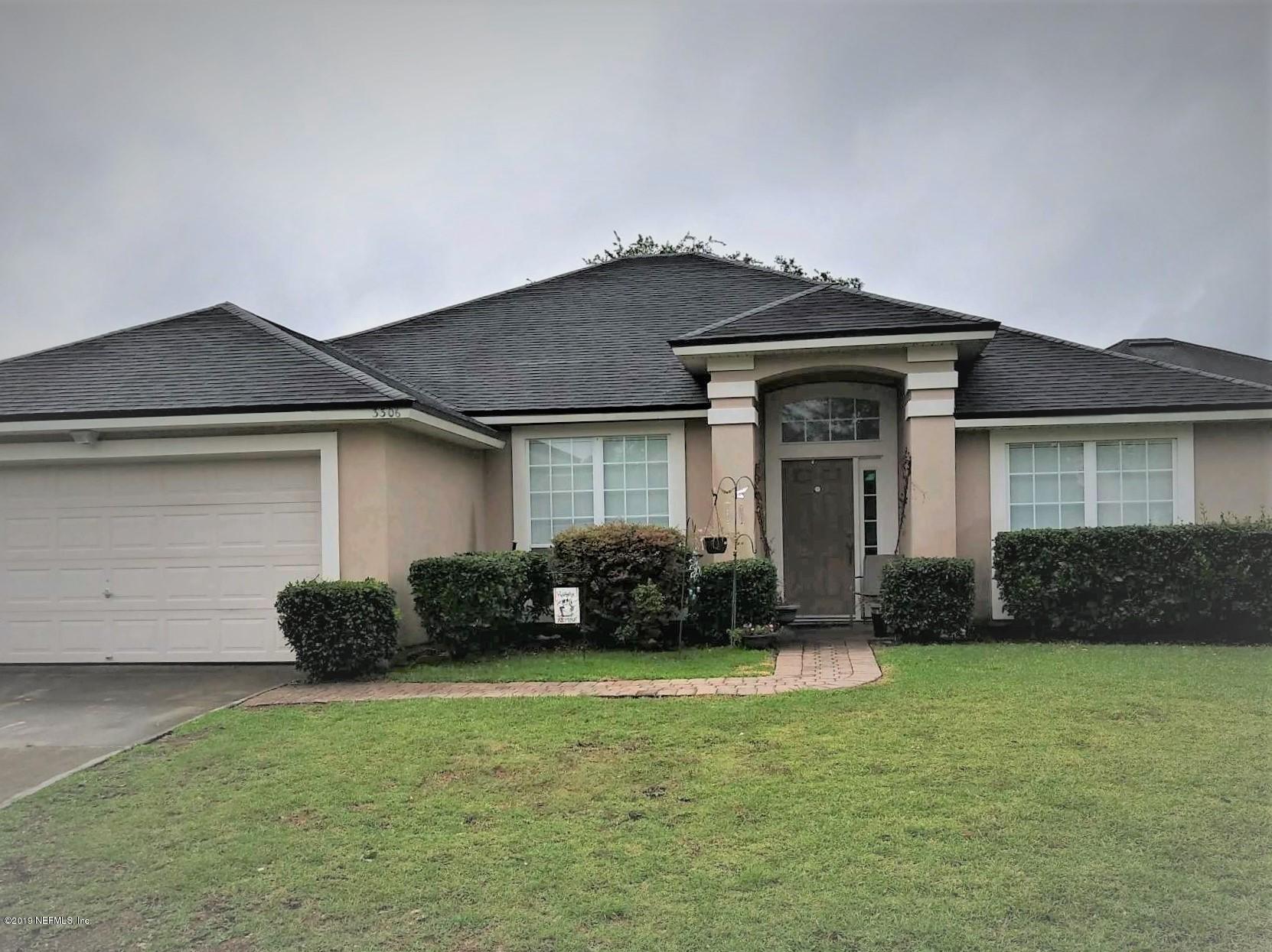 3306 HORSESHOE TRAIL, ORANGE PARK, FLORIDA 32065, 4 Bedrooms Bedrooms, ,2 BathroomsBathrooms,Residential - single family,For sale,HORSESHOE TRAIL,990560