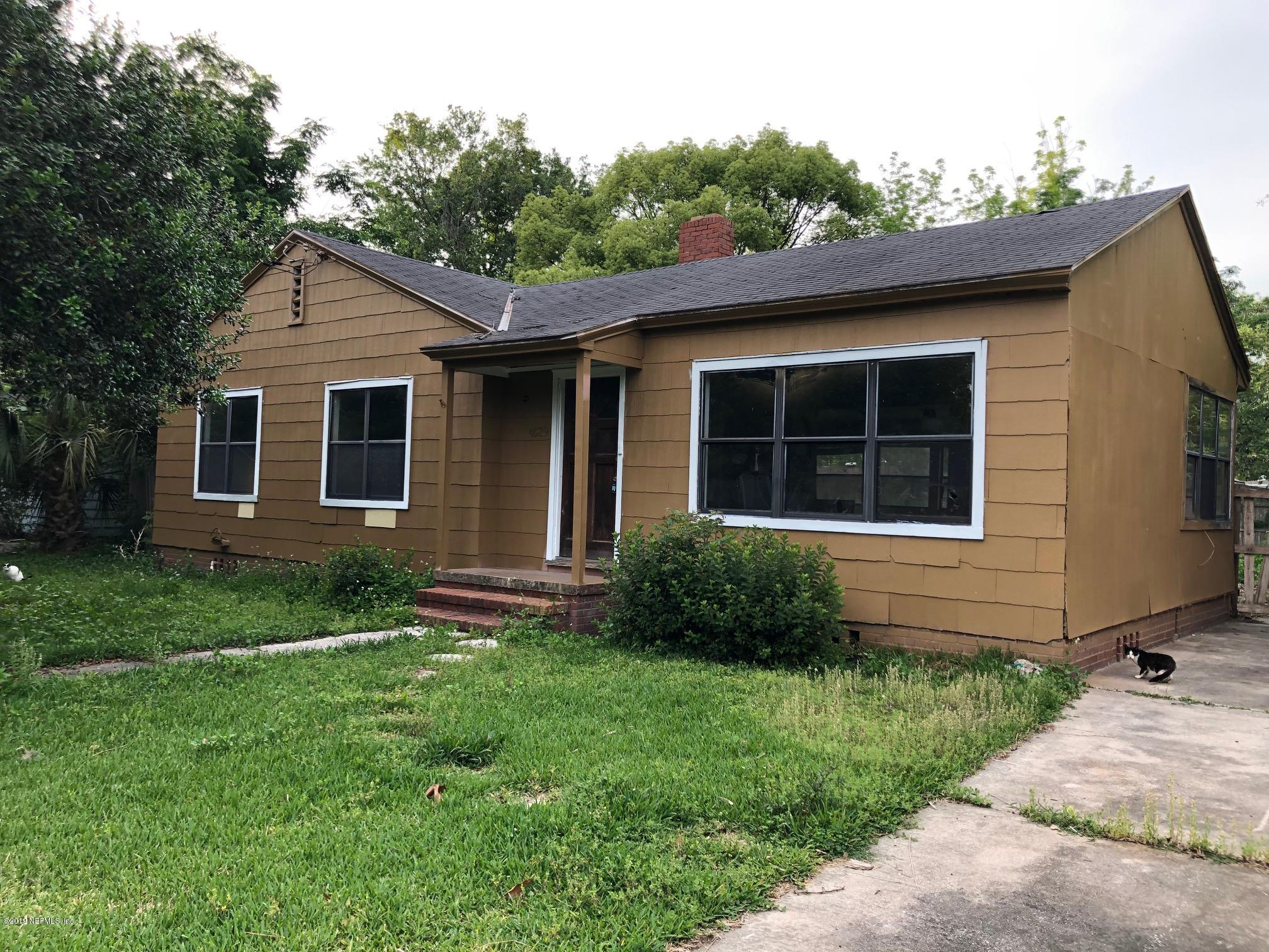 4529 BLOUNT, JACKSONVILLE, FLORIDA 32210, 3 Bedrooms Bedrooms, ,1 BathroomBathrooms,Residential - single family,For sale,BLOUNT,991447