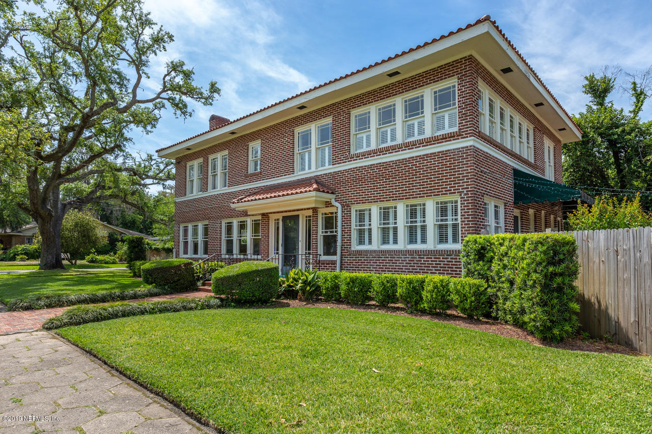 1872 Greenwood Ave Jacksonville, FL 32205