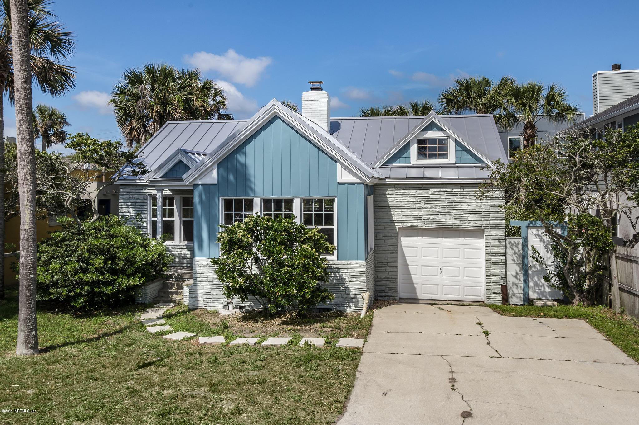838 OCEAN, ATLANTIC BEACH, FLORIDA 32233, 3 Bedrooms Bedrooms, ,2 BathroomsBathrooms,Residential - single family,For sale,OCEAN,991359