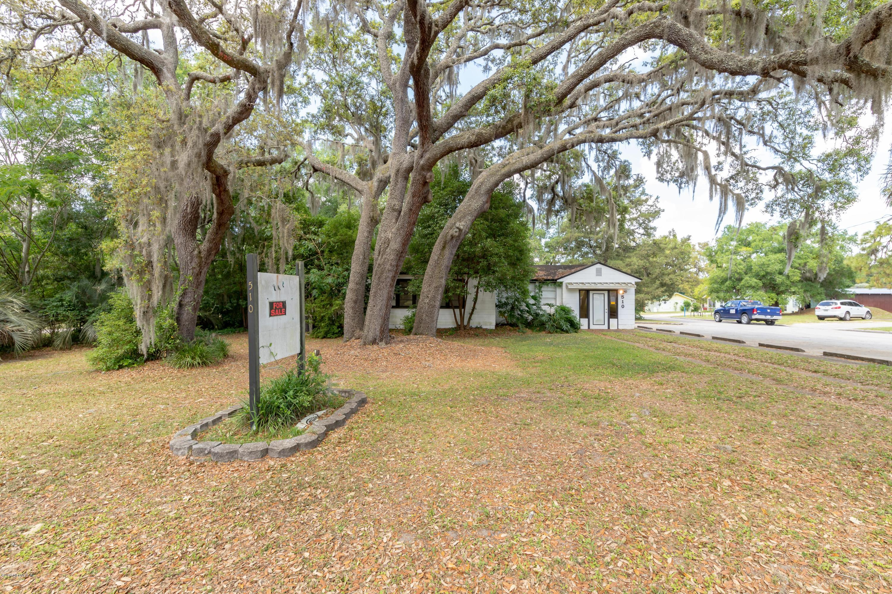 510 LAWRENCE, KEYSTONE HEIGHTS, FLORIDA 32656, ,Commercial,For sale,LAWRENCE,993347