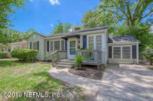 Avondale Property Photo of 1512 Charon Rd, Jacksonville, Fl 32205 - MLS# 991045
