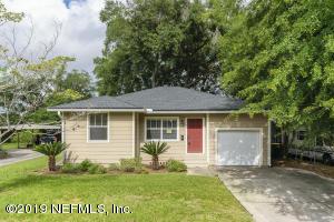 Avondale Property Photo of 1340 Macarthur St, Jacksonville, Fl 32205 - MLS# 986976