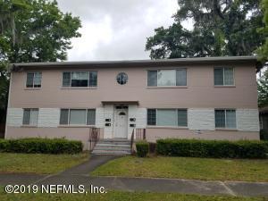 Avondale Property Photo of 3637 Oak St, Jacksonville, Fl 32205 - MLS# 993482