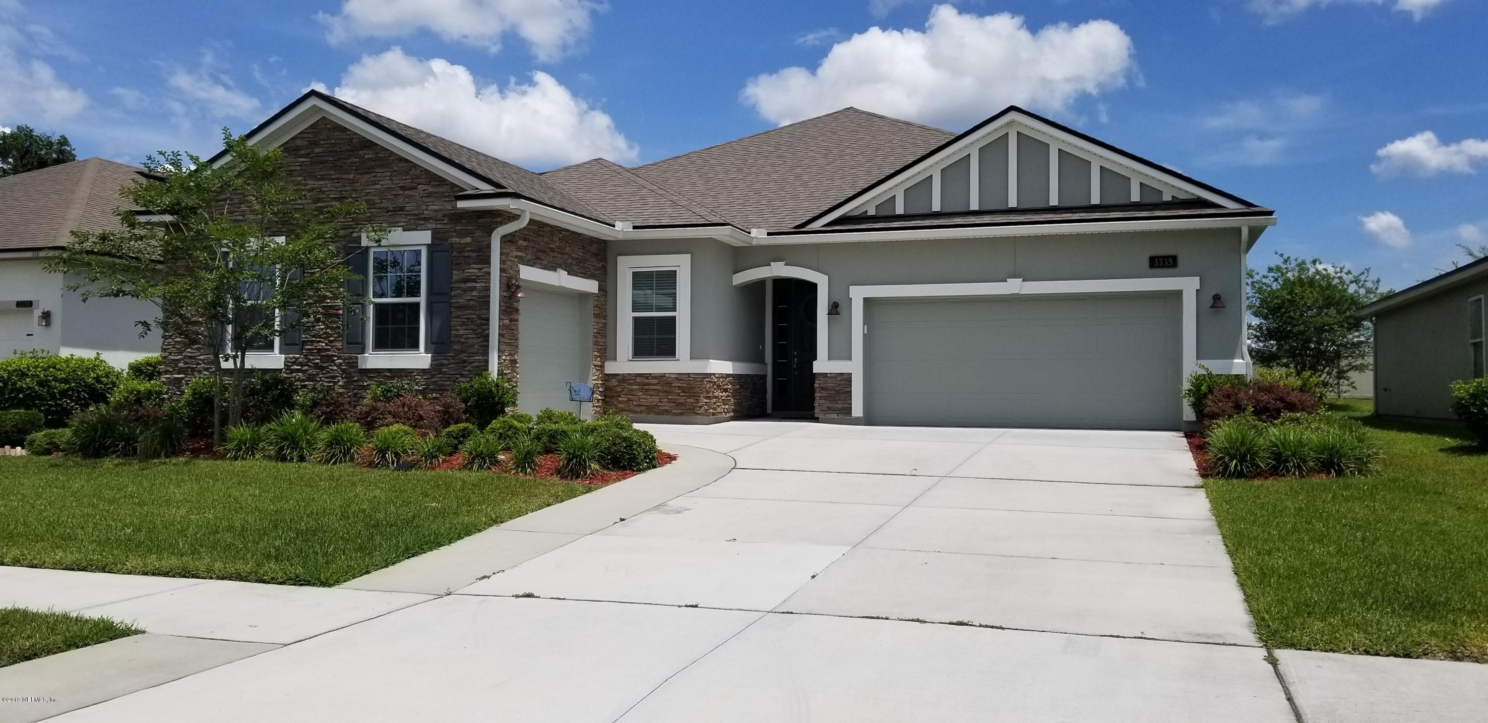 3335 SPRING VALLEY, GREEN COVE SPRINGS, FLORIDA 32043, 3 Bedrooms Bedrooms, ,2 BathroomsBathrooms,Residential - single family,For sale,SPRING VALLEY,993489