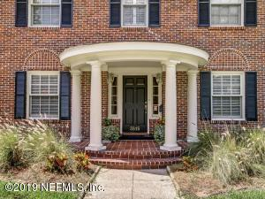 Avondale Property Photo of 3515 Riverside Ave, Jacksonville, Fl 32205 - MLS# 965185