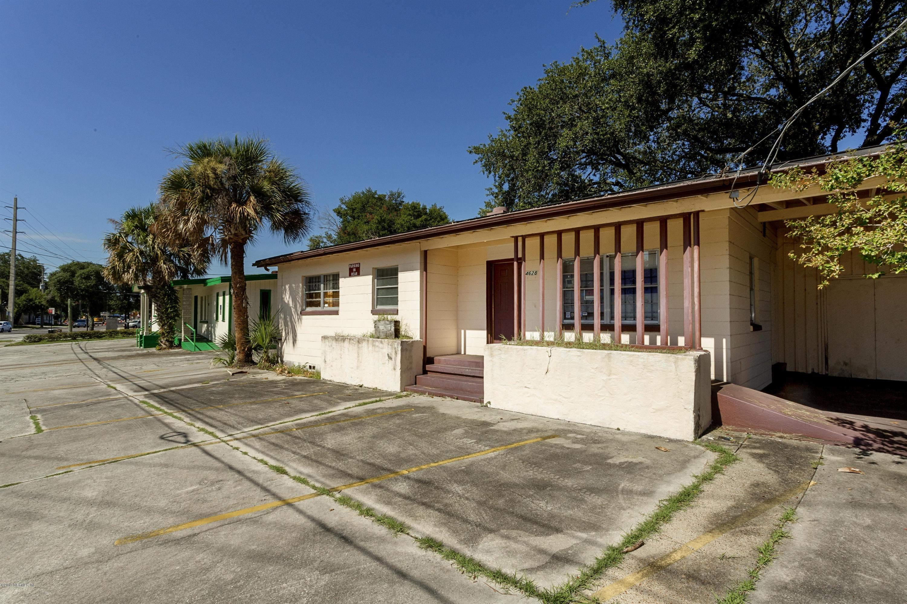 4628 NORWOOD, JACKSONVILLE, FLORIDA 32206, ,Commercial,For sale,NORWOOD,993655