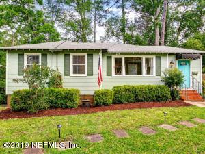 Avondale Property Photo of 1315 Azalea Dr, Jacksonville, Fl 32205 - MLS# 993812