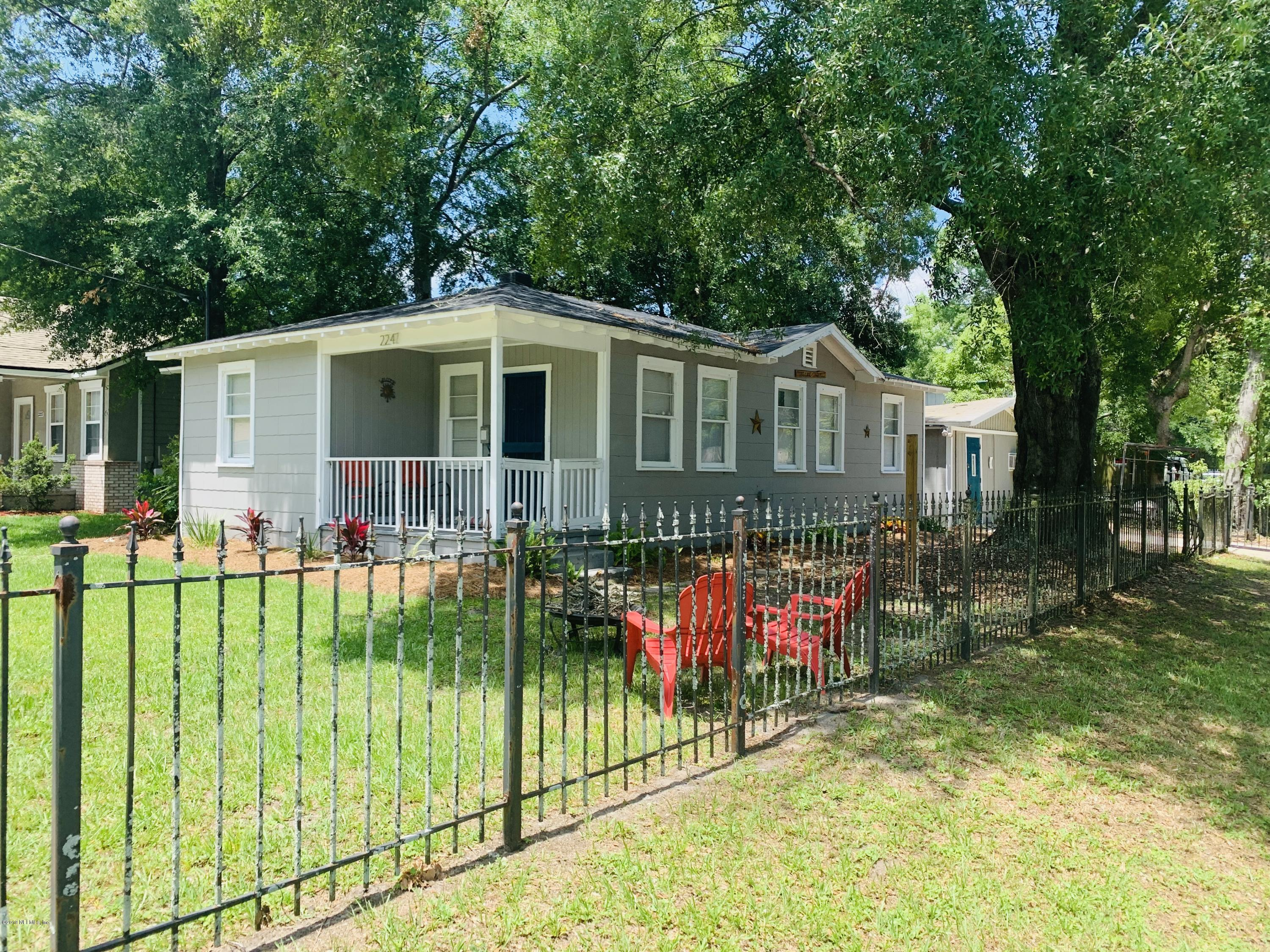 2247 18TH, JACKSONVILLE, FLORIDA 32209, 2 Bedrooms Bedrooms, ,1 BathroomBathrooms,Commercial,For sale,18TH,993935