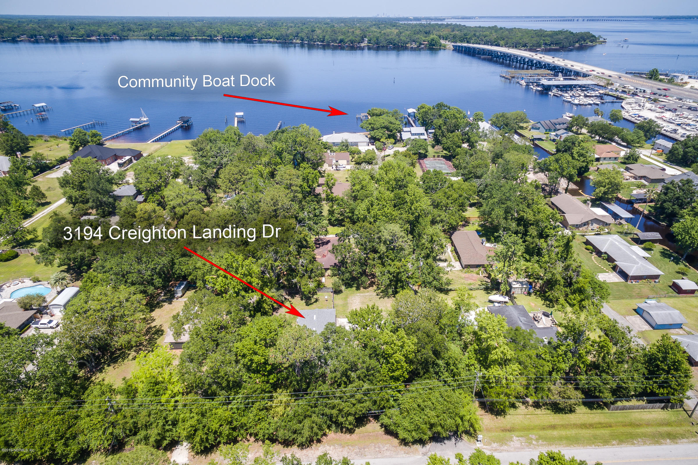 Photo of 3194 CREIGHTON LANDING, FLEMING ISLAND, FL 32003