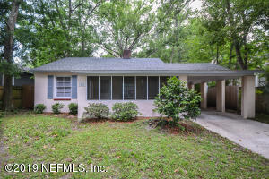 Photo of 1218 Rensselaer Ave, Jacksonville, Fl 32205 - MLS# 985599