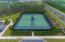 Tennis Courts at Amenities Center