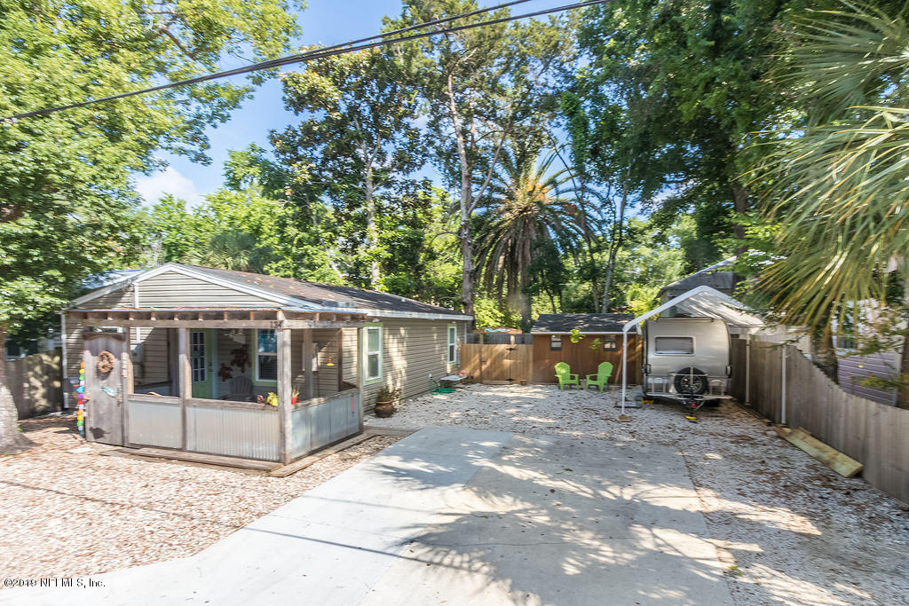 134 MOORE, ST AUGUSTINE, FLORIDA 32084, 2 Bedrooms Bedrooms, ,1 BathroomBathrooms,Residential - single family,For sale,MOORE,994665