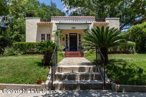 Avondale Property Photo of 1405 Belvedere Ave, Jacksonville, Fl 32205 - MLS# 995175
