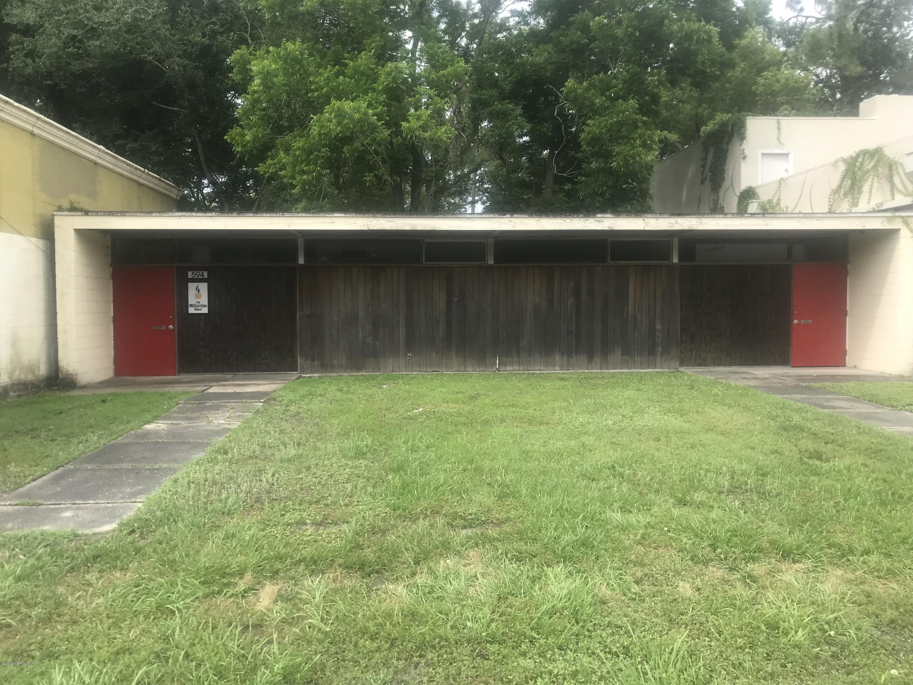592 EDGEWOOD, JACKSONVILLE, FLORIDA 32205, ,Commercial,For sale,EDGEWOOD,995144