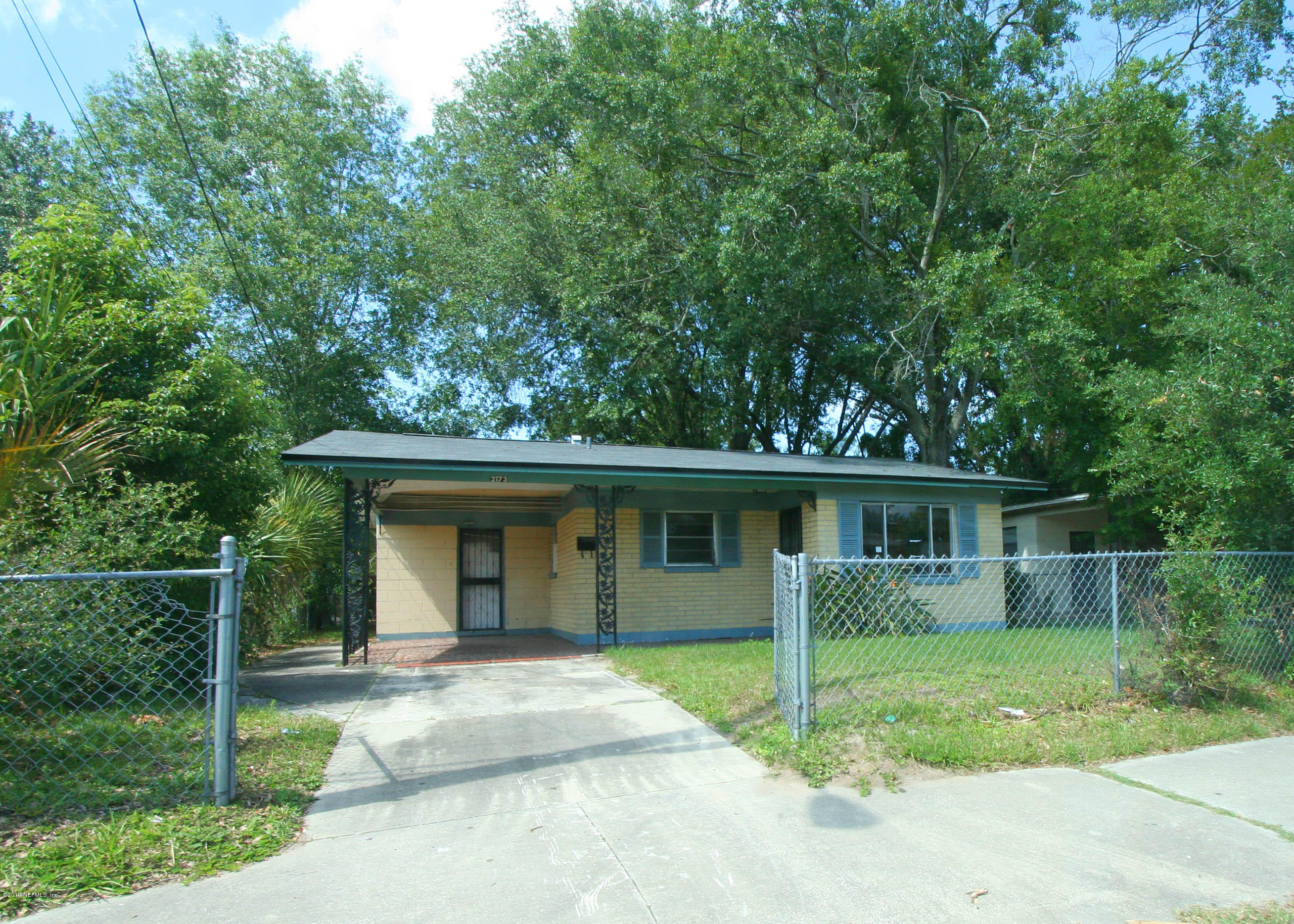 2173 13TH, JACKSONVILLE, FLORIDA 32209, 3 Bedrooms Bedrooms, ,1 BathroomBathrooms,Residential - single family,For sale,13TH,995981
