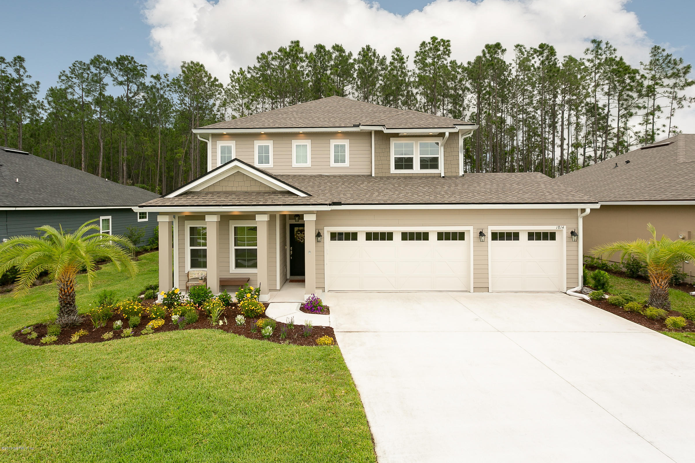 1814 ADLER NEST, FLEMING ISLAND, FLORIDA 32003, 4 Bedrooms Bedrooms, ,3 BathroomsBathrooms,Residential - single family,For sale,ADLER NEST,995325