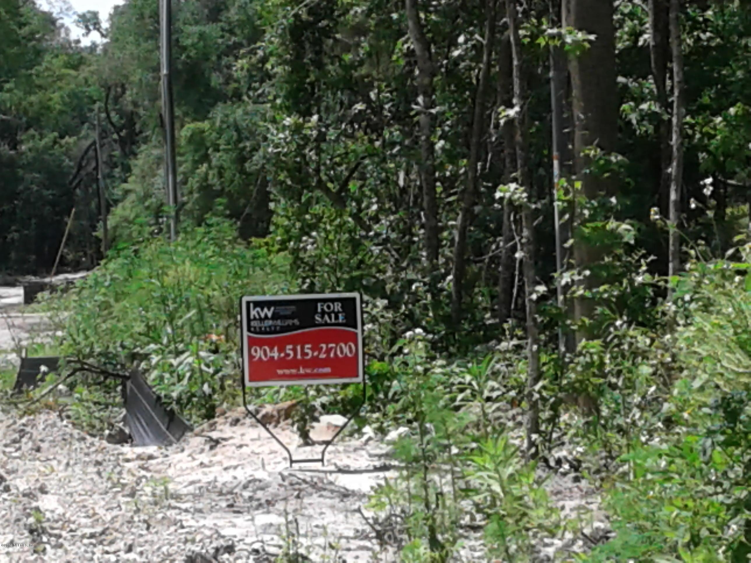 0 CRAWFORD, JACKSONVILLE, FLORIDA 32256, ,Vacant land,For sale,CRAWFORD,995362