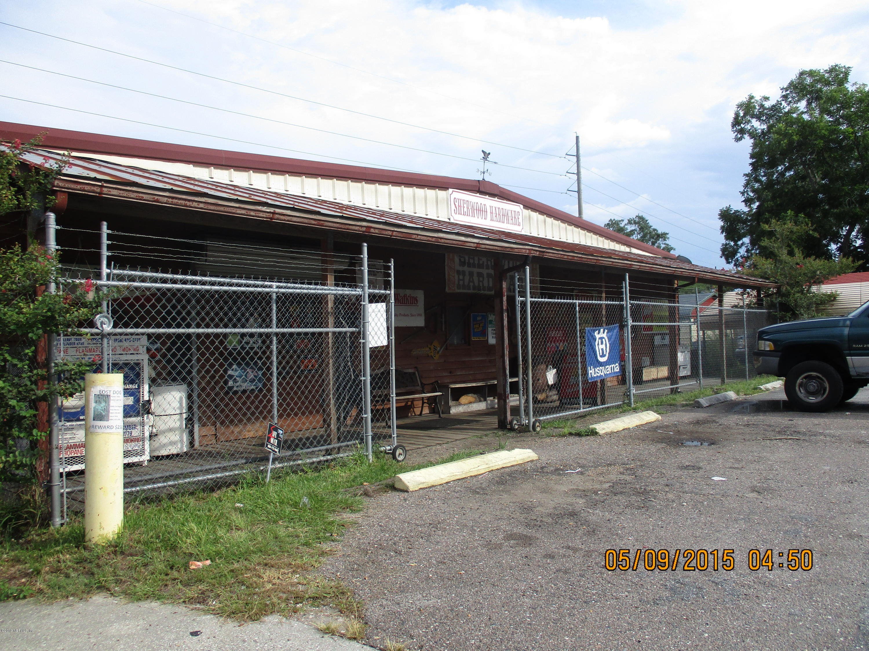 5402 MONCRIEF, JACKSONVILLE, FLORIDA 32219, ,Commercial,For sale,MONCRIEF,995306