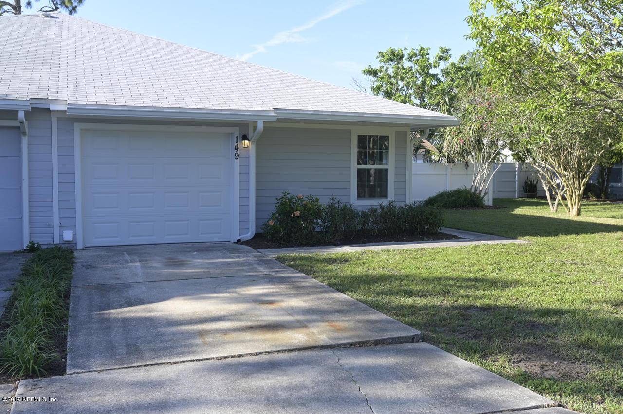 149 LAS PALMAS, PONTE VEDRA BEACH, FLORIDA 32082, 3 Bedrooms Bedrooms, ,2 BathroomsBathrooms,Residential - single family,For sale,LAS PALMAS,995536