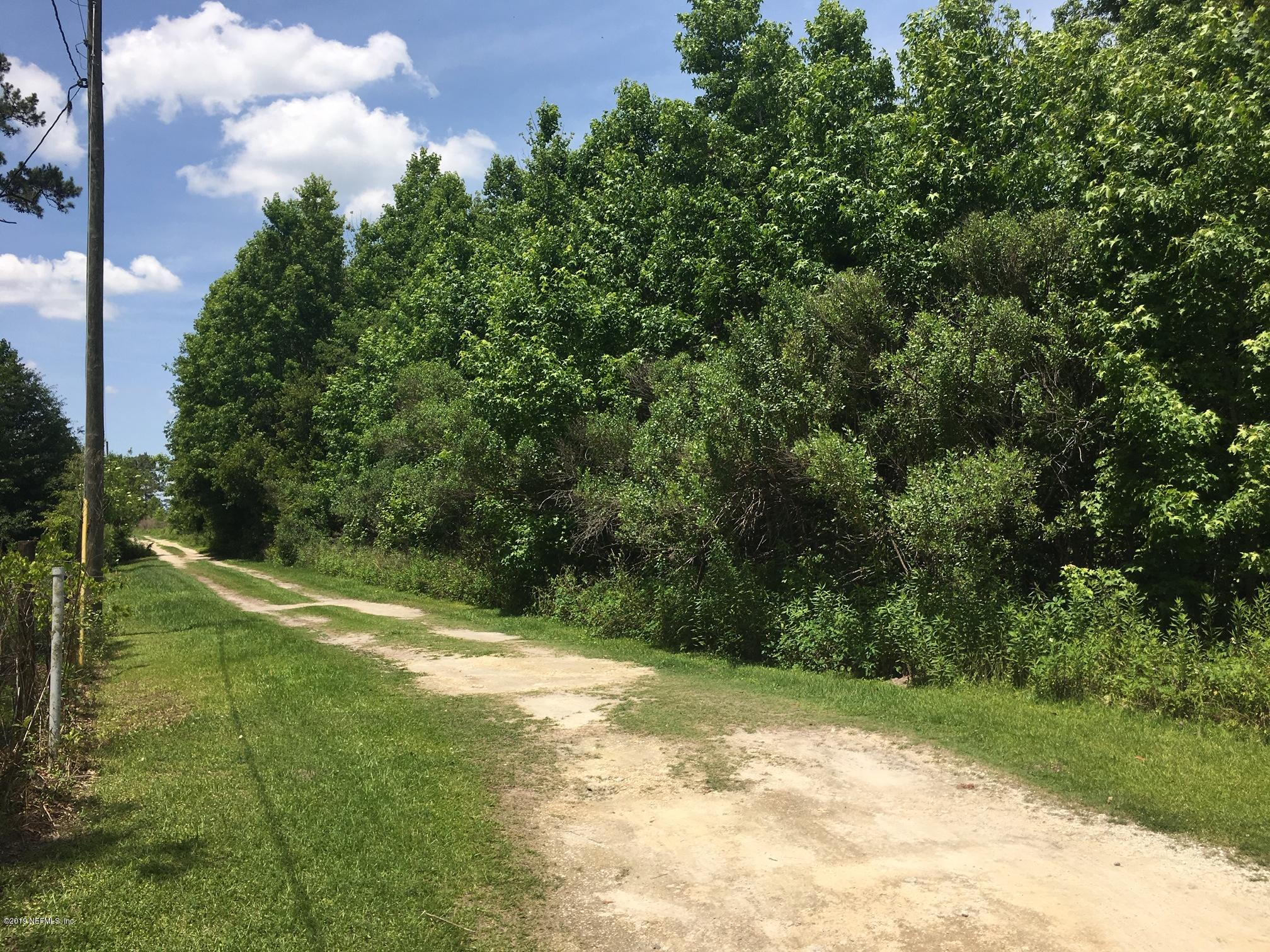 0 111TH, WORTHINGTON SPRINGS, FLORIDA 32054, ,Vacant land,For sale,111TH,995549