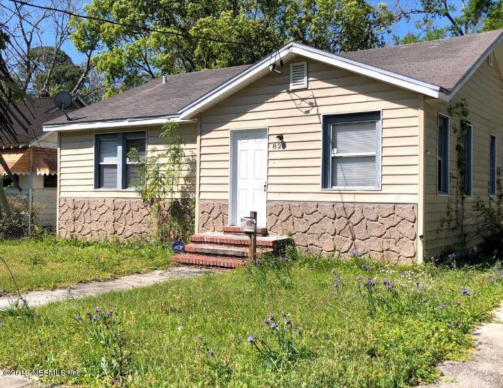 826 ONTARIO, JACKSONVILLE, FLORIDA 32254, 2 Bedrooms Bedrooms, ,1 BathroomBathrooms,Commercial,For sale,ONTARIO,995551