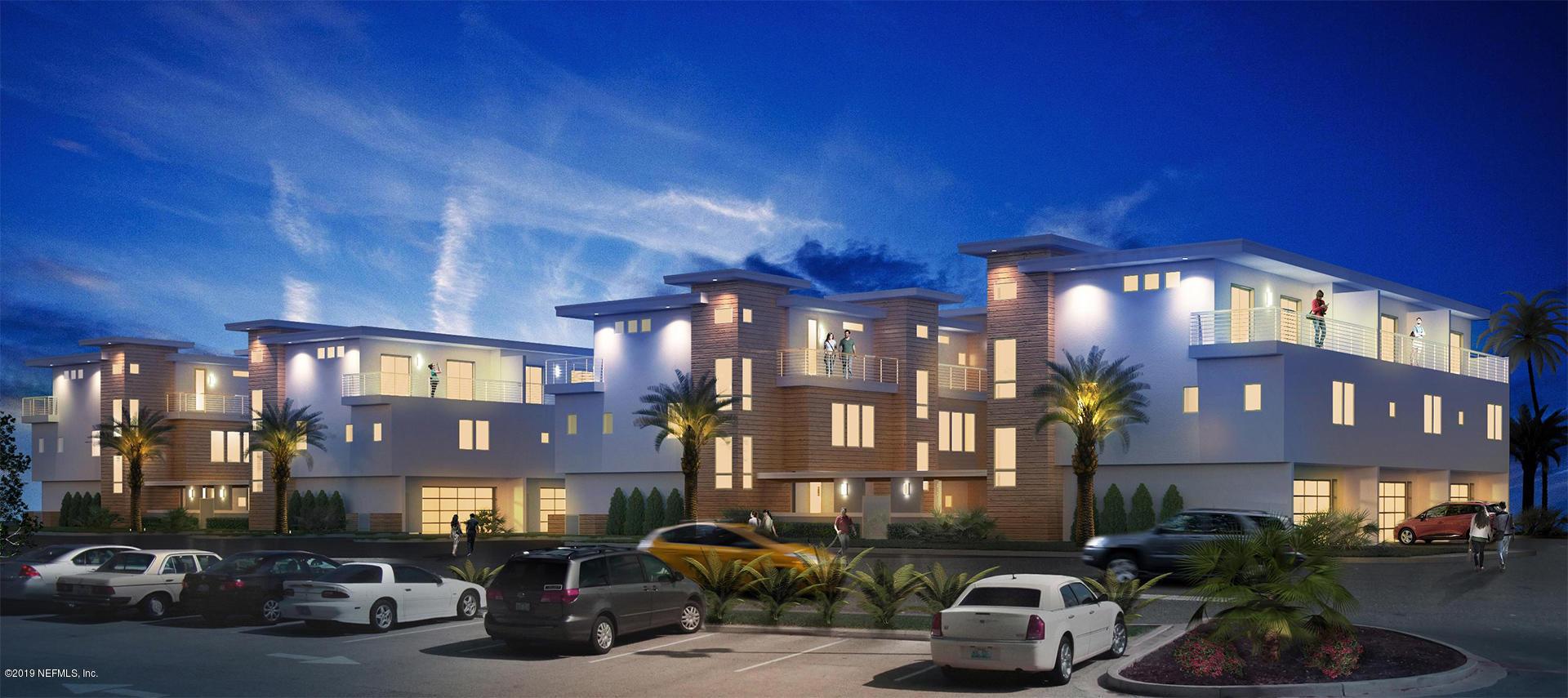 311 AHERN, ATLANTIC BEACH, FLORIDA 32233, 3 Bedrooms Bedrooms, ,2 BathroomsBathrooms,Residential - townhome,For sale,AHERN,995639