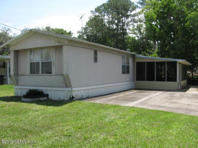 222 CAMELLIA, SATSUMA, FLORIDA 32189, 2 Bedrooms Bedrooms, ,2 BathroomsBathrooms,Residential - mobile home,For sale,CAMELLIA,995702