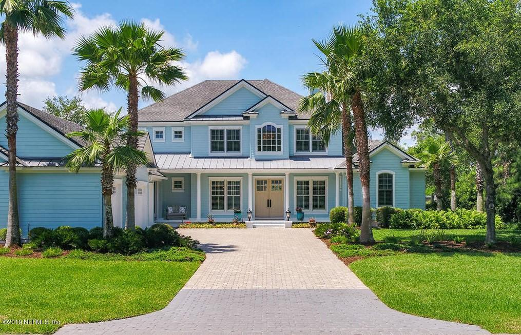 517 CANAL, PONTE VEDRA BEACH, FLORIDA 32082, 5 Bedrooms Bedrooms, ,4 BathroomsBathrooms,Residential - single family,For sale,CANAL,995769