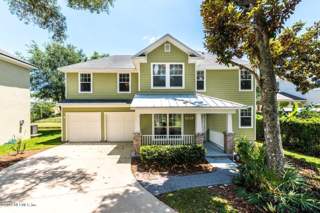 1035 SALTWATER, ST AUGUSTINE, FLORIDA 32080, 4 Bedrooms Bedrooms, ,3 BathroomsBathrooms,Residential - single family,For sale,SALTWATER,995884