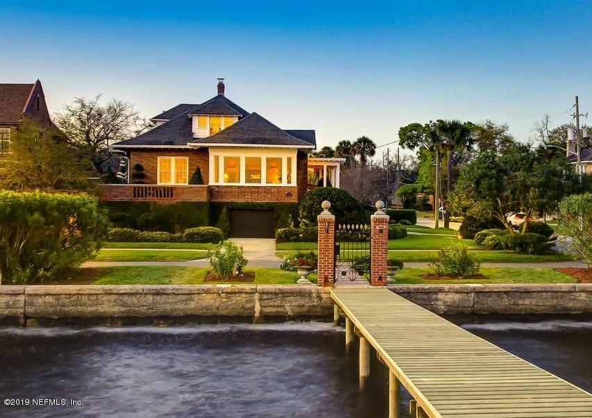 2201 RIVER, JACKSONVILLE, FLORIDA 32204, 4 Bedrooms Bedrooms, ,4 BathroomsBathrooms,Residential - single family,For sale,RIVER,981732