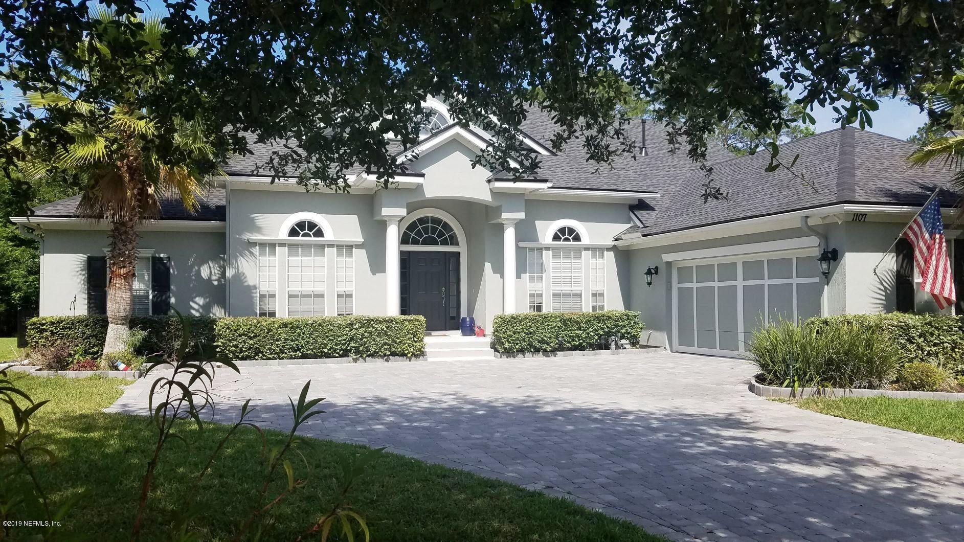 1107 EAGLE POINT, ST AUGUSTINE, FLORIDA 32092, 5 Bedrooms Bedrooms, ,4 BathroomsBathrooms,Residential - single family,For sale,EAGLE POINT,996020