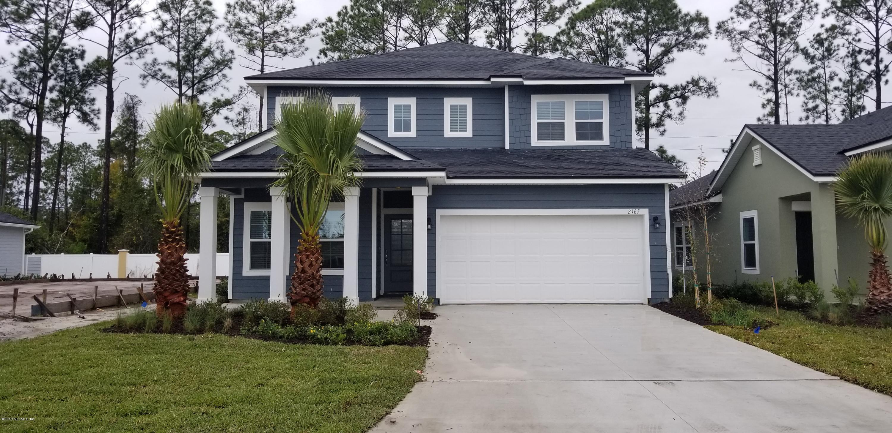 2218 Eagle Talon Cir Fleming Island, FL 32003
