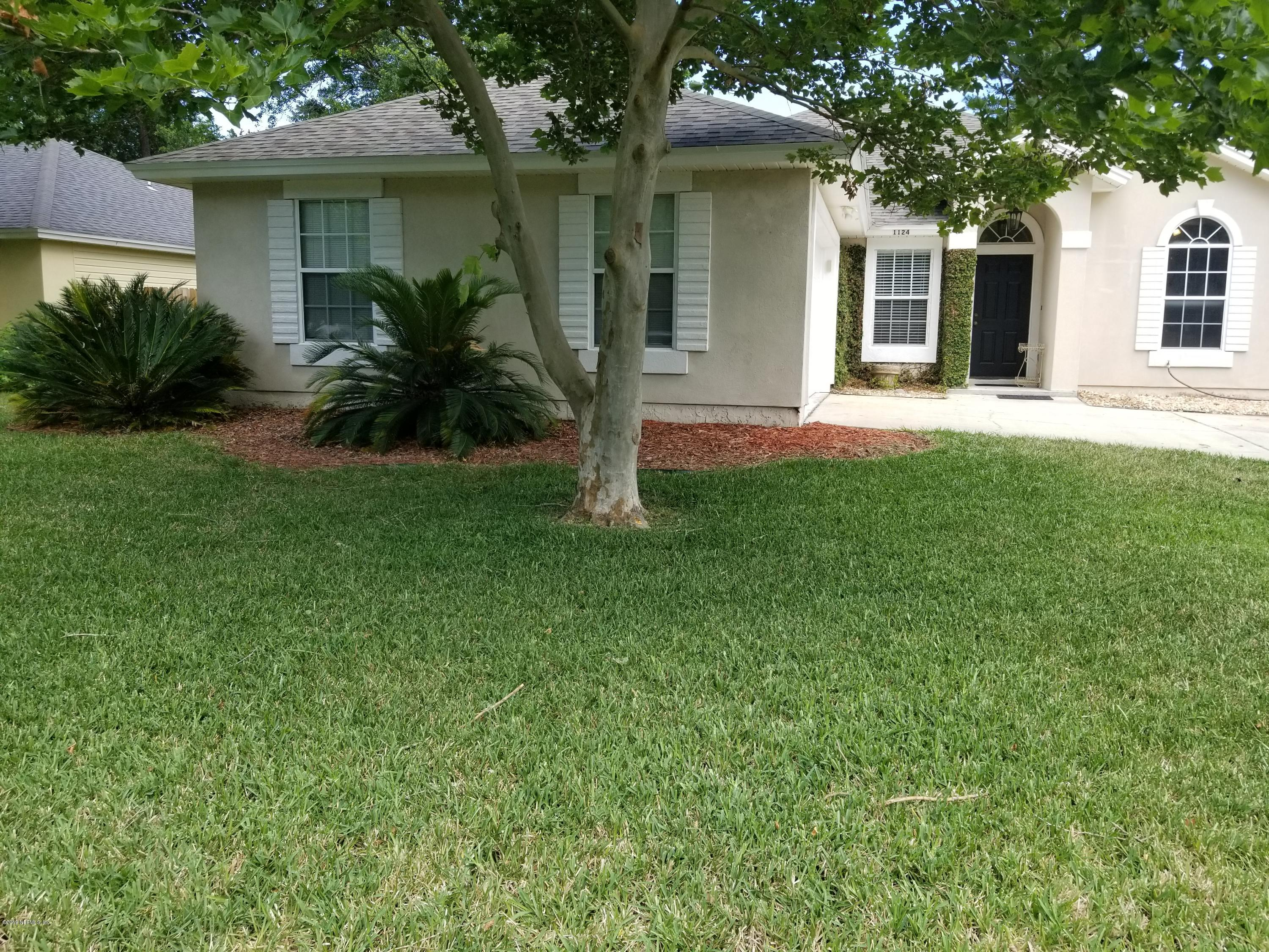 1124 Native Dancer Ct Jacksonville, Fl 32218
