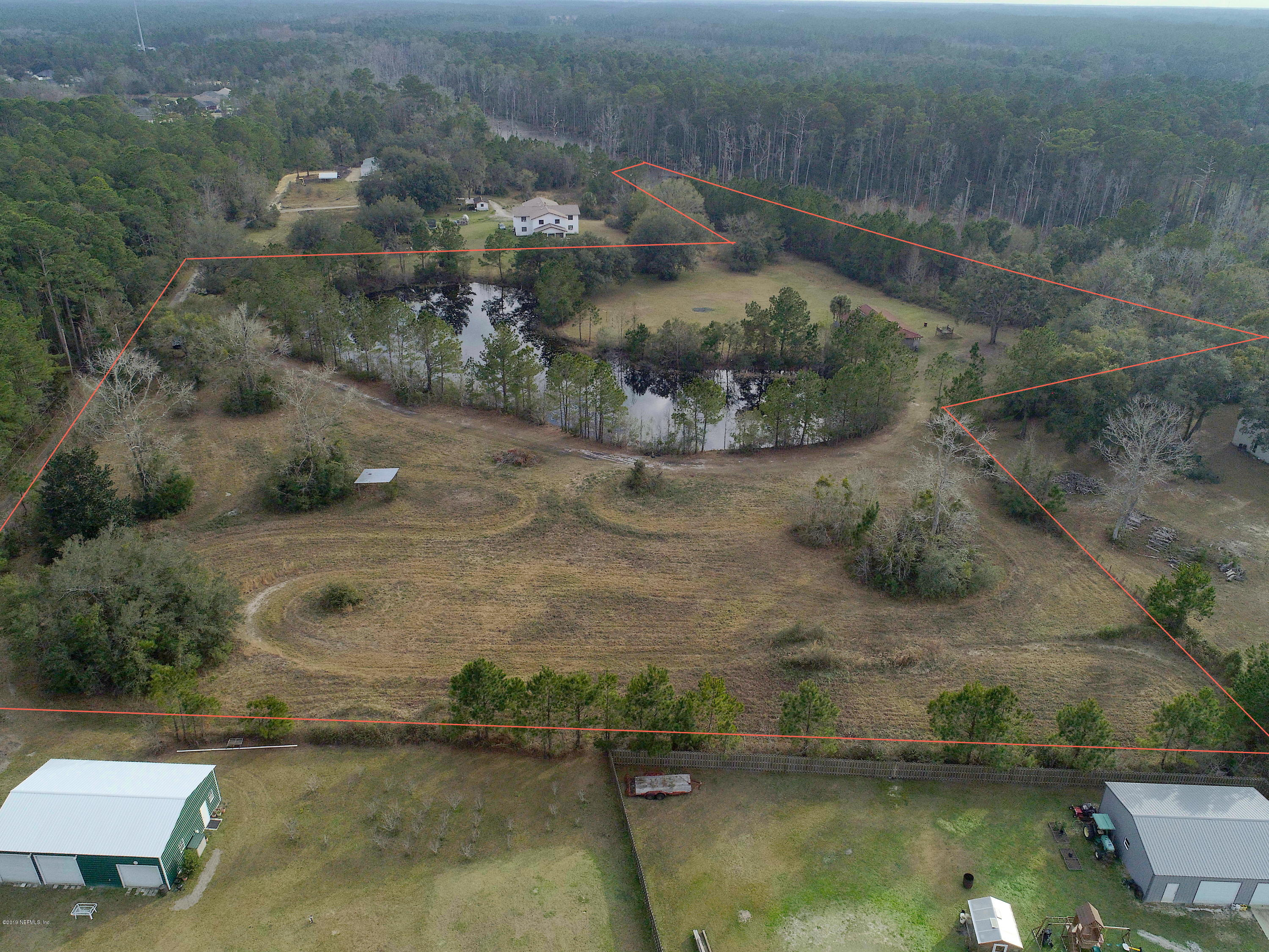87634 ROSES BLUFF, YULEE, FLORIDA 32097, ,Vacant land,For sale,ROSES BLUFF,996530