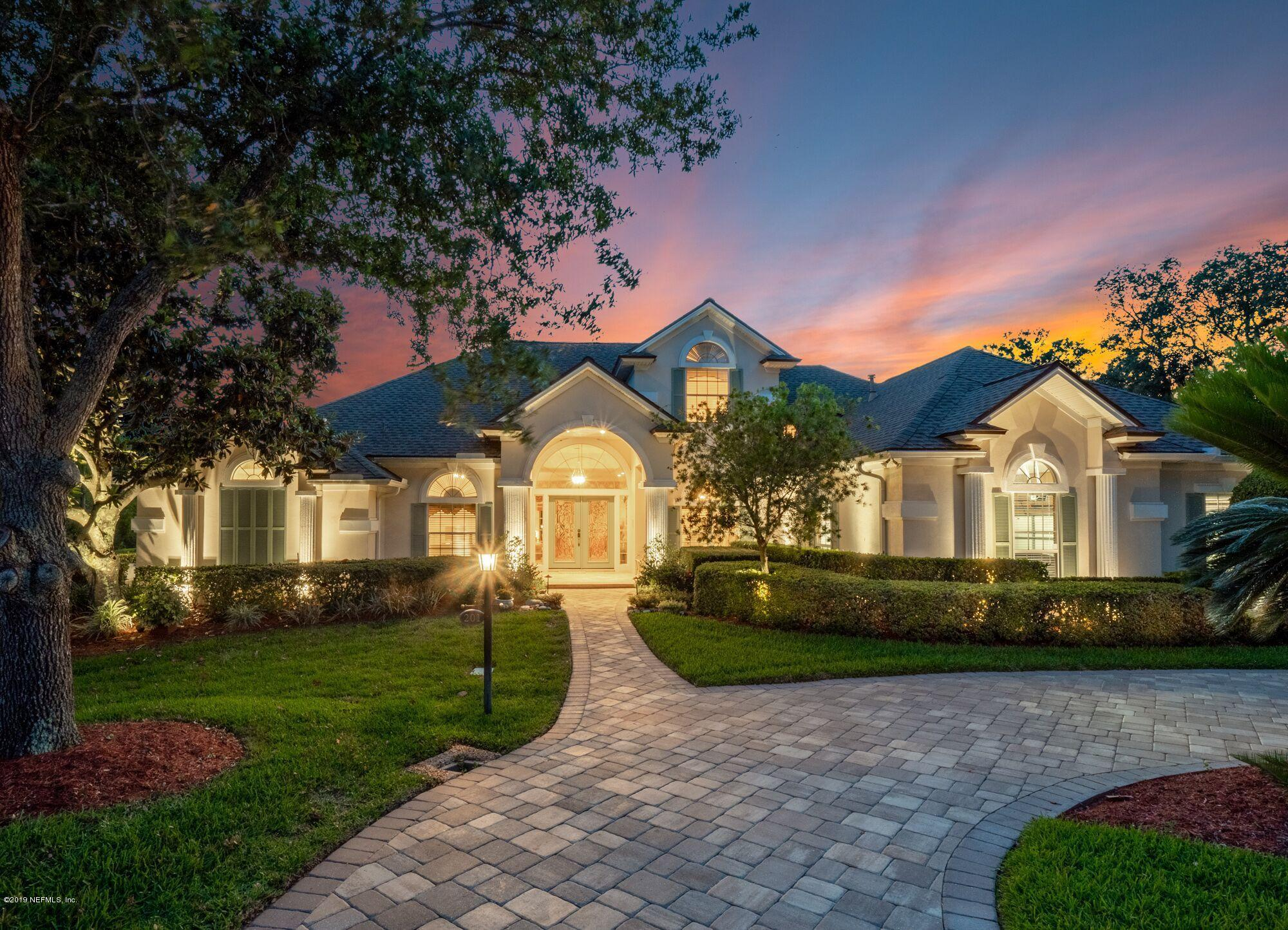 201 NORTH WIND, PONTE VEDRA BEACH, FLORIDA 32082, 5 Bedrooms Bedrooms, ,4 BathroomsBathrooms,Residential - single family,For sale,NORTH WIND,995964