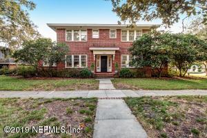 Avondale Property Photo of 1776 Talbot Ave, Jacksonville, Fl 32205 - MLS# 996832
