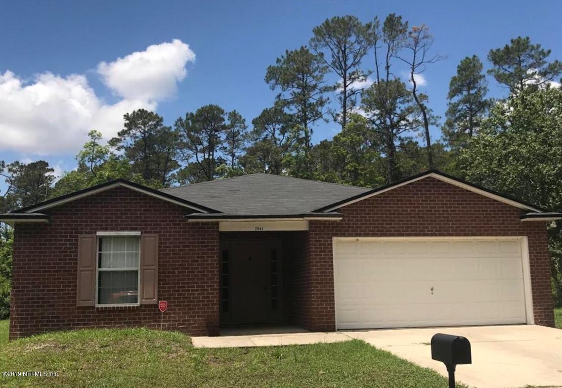 2944 Pilar Ln Jacksonville, FL 32225