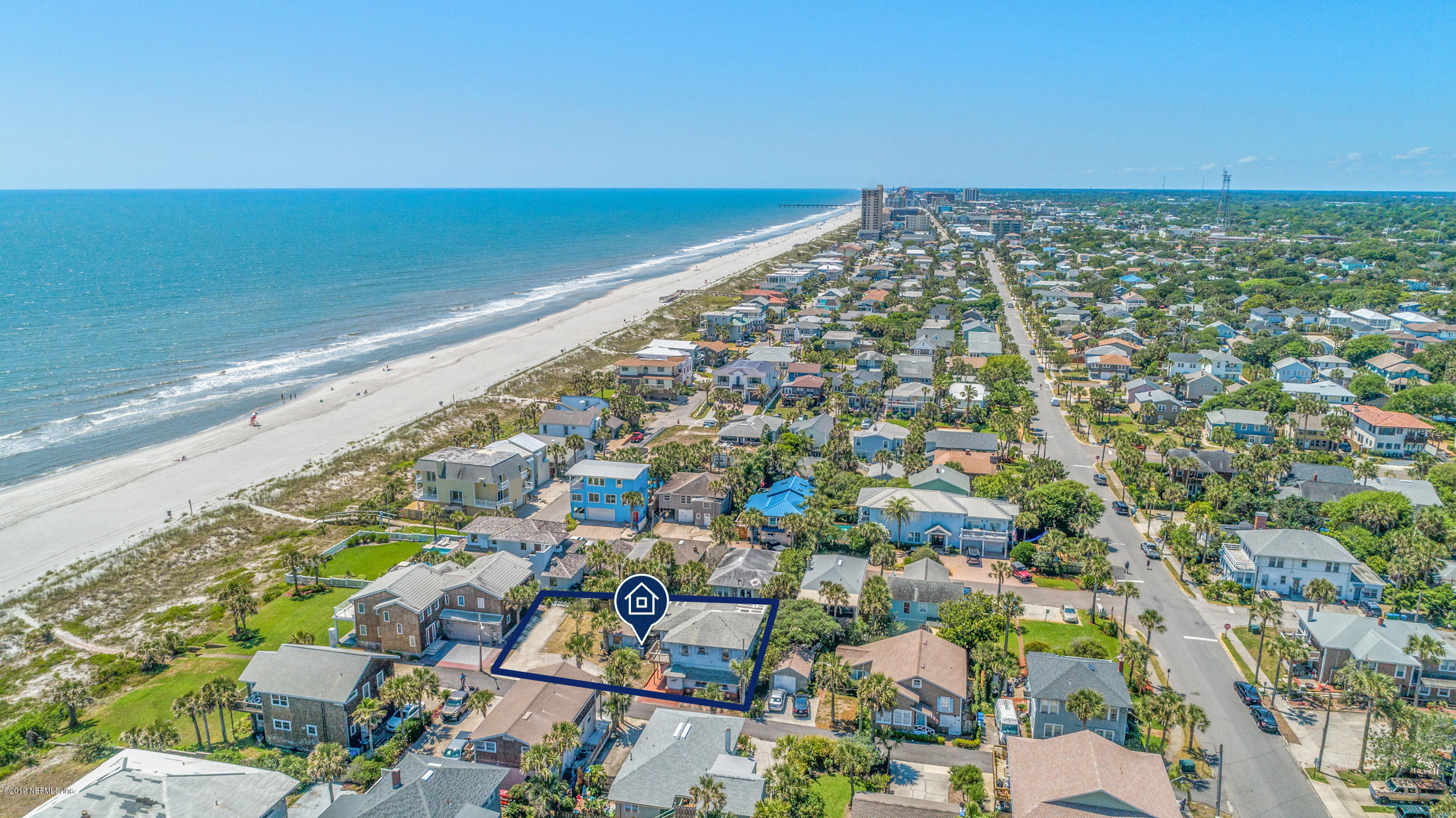 111 ROSE, NEPTUNE BEACH, FLORIDA 32266, 4 Bedrooms Bedrooms, ,3 BathroomsBathrooms,Residential - single family,For sale,ROSE,997352