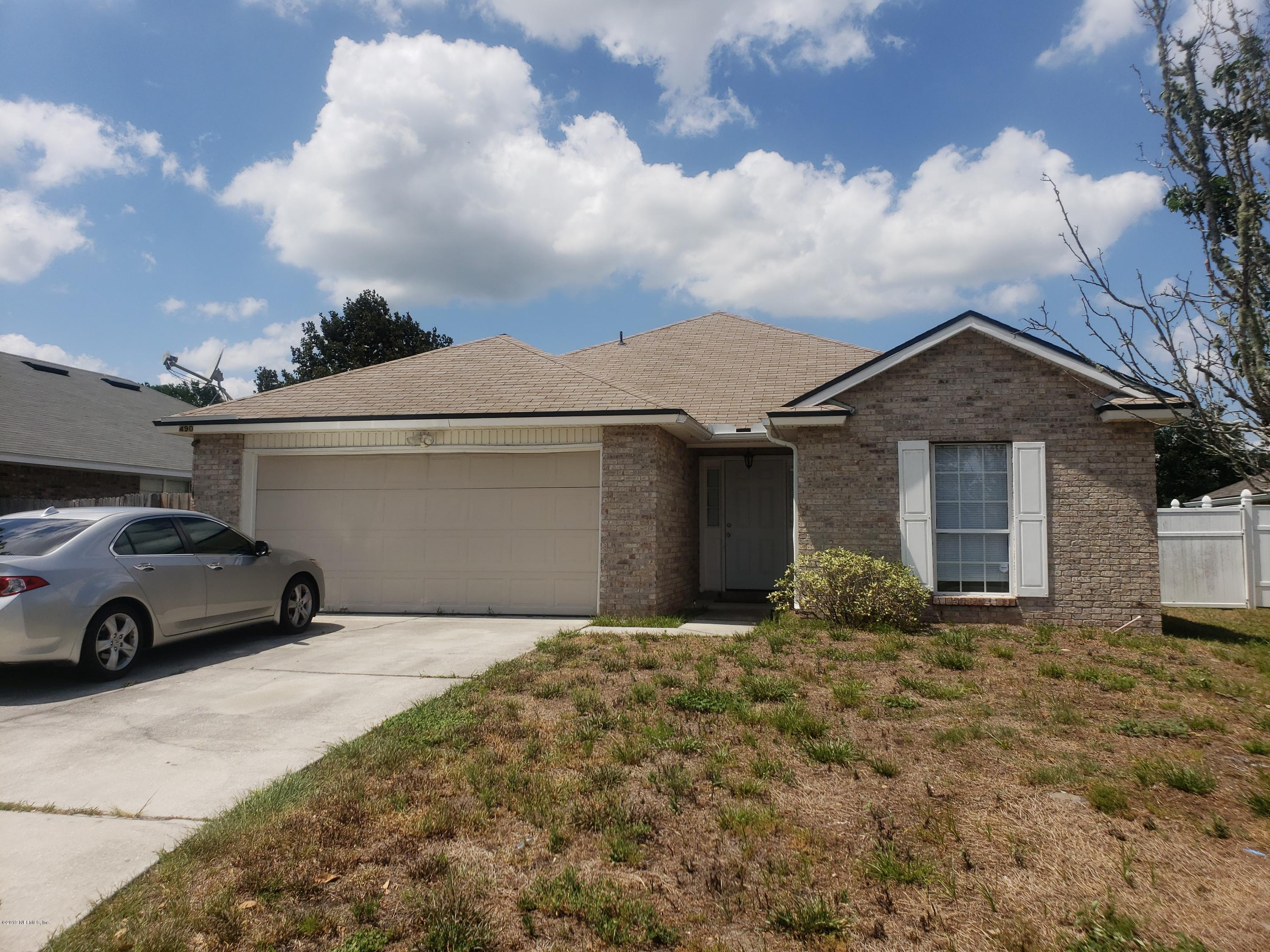 Photo of 490 HILLSIDE, ORANGE PARK, FL 32073