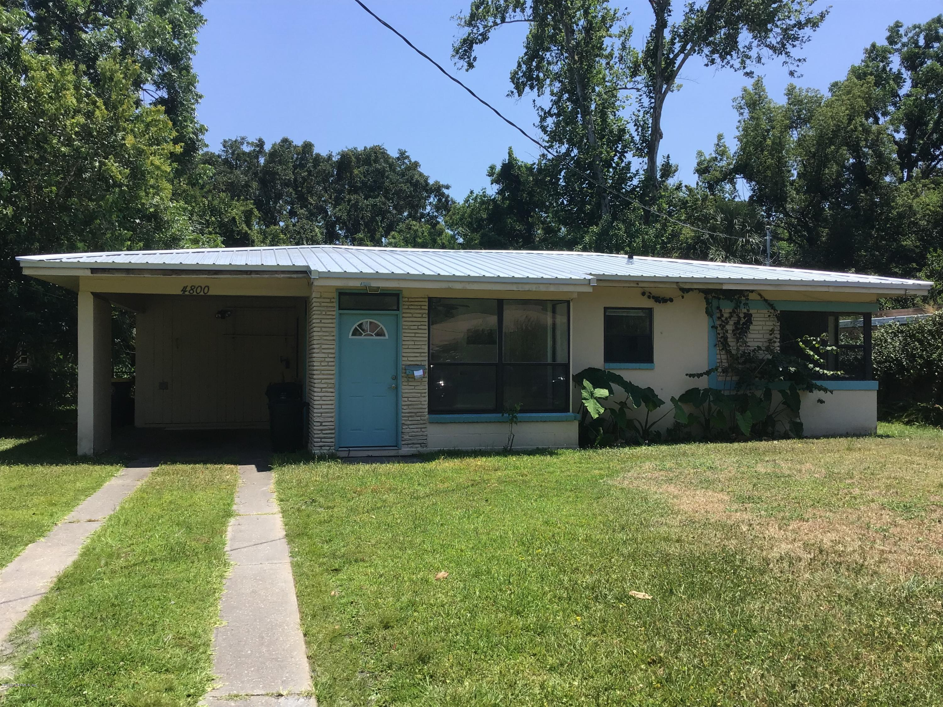 4800 Beverly Cir Jacksonville, FL 32210